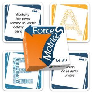 Le jeu des 7 forces motrices