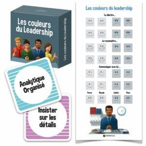 Les couleurs du leadership