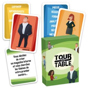 Le tour de table